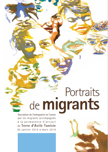 Portraits de migrants